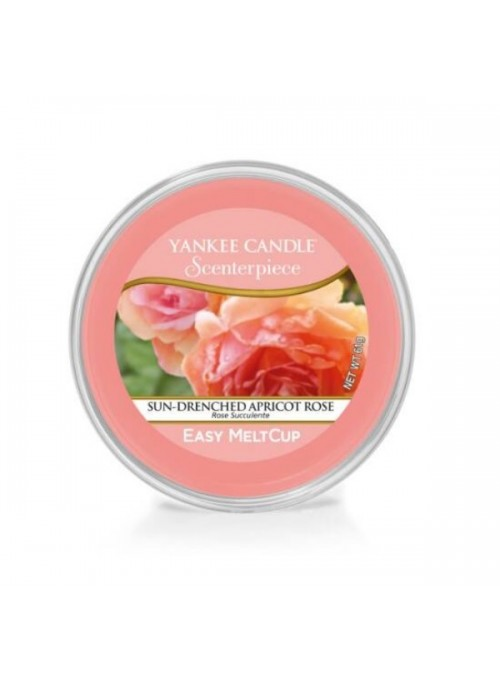 "Yankee Candle ""Sun-Drenched Apricot Rose"""