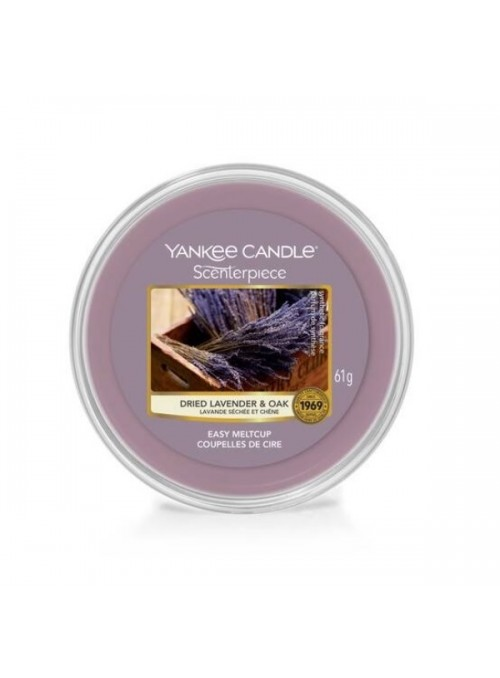 "Yankee Candle ""Dried lavender & Oak"""