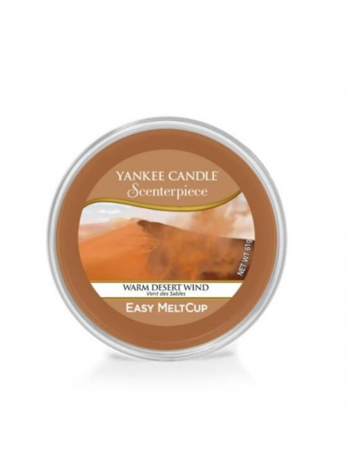 "Yankee Candle ""Warm Desert Wind"""