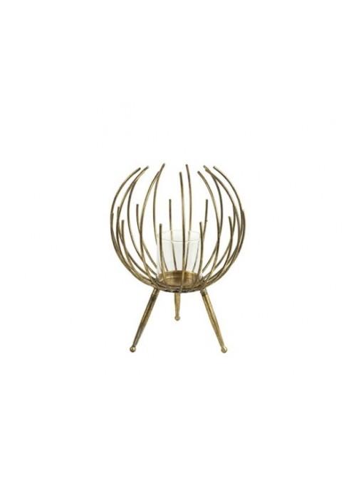 Lanterna Coralia Gold