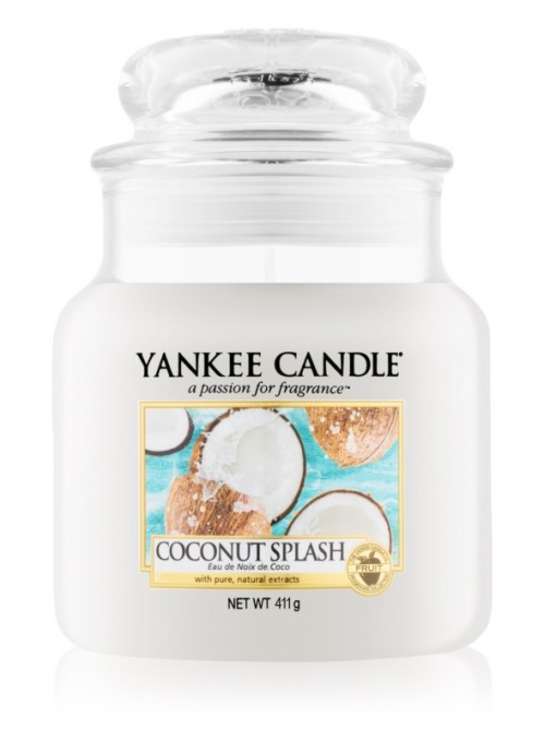 YANKEE  CANDLE Coconut Splash