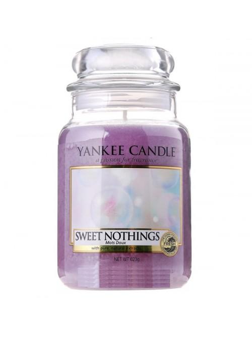 YANKEE  CANDLE Sweet Notihings