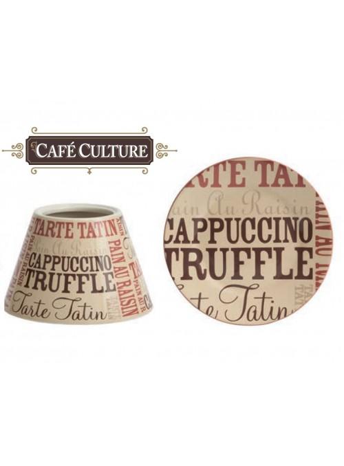 "Yankee Candle Set Paralume ""Cafè Culture"""