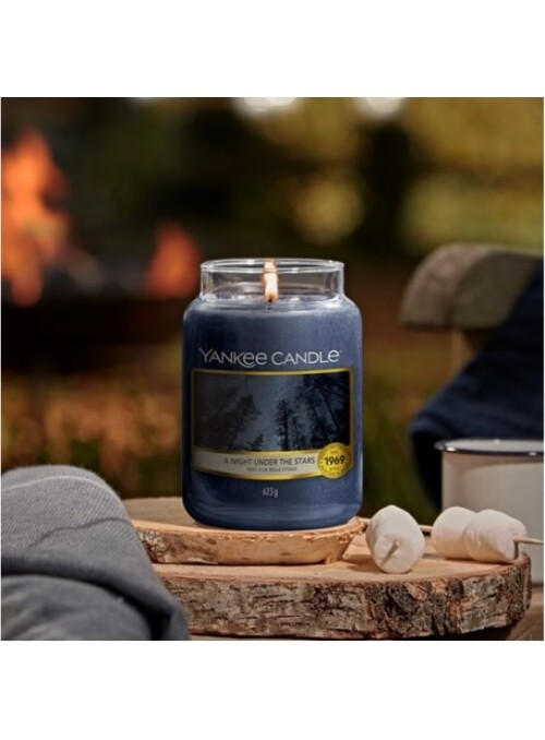 YANKEE  CANDLE  A Night Under the Stars
