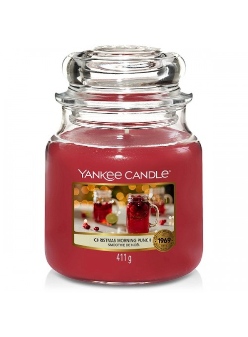 YANKEE  CANDLE  Christmas Morning Punch