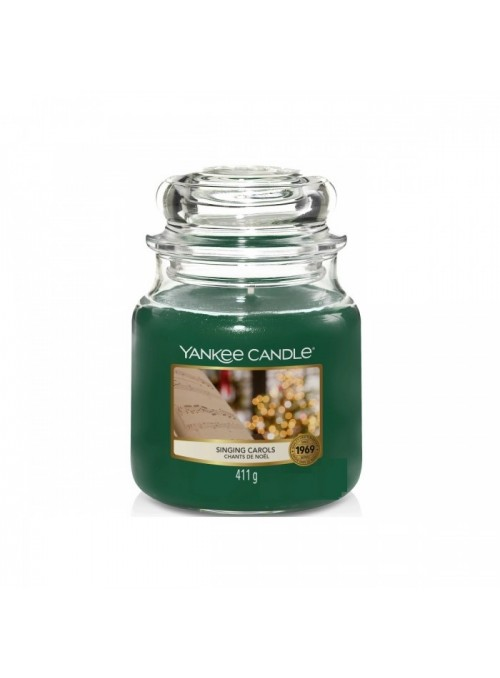 YANKEE  CANDLE  Singing Carol
