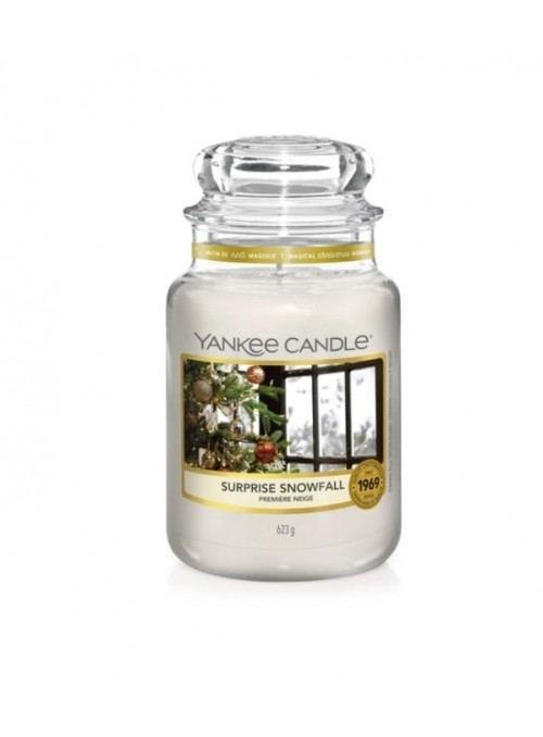 YANKEE  CANDLE  Surprise Snowfall
