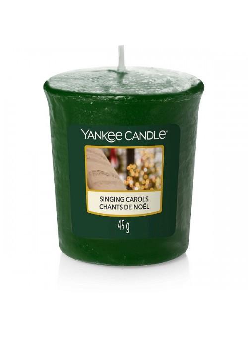 YANKEE CANDLE Sampler Singing Carols