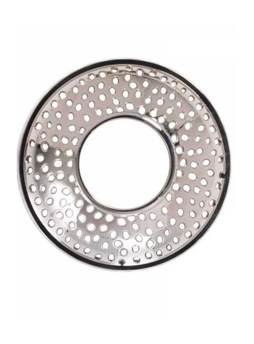 "Cappuccio Giara Yankee Candle Illuma-lid ""kensigton silver"""