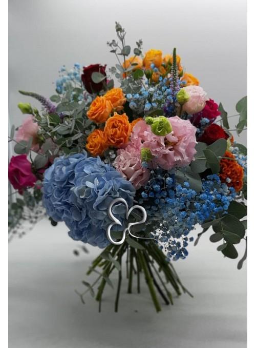 expolosive flower
