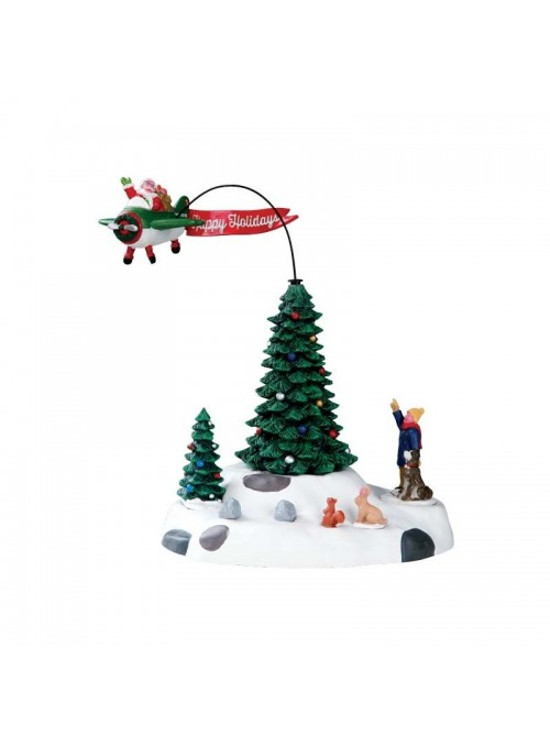 """Lemax""Modern Santa """