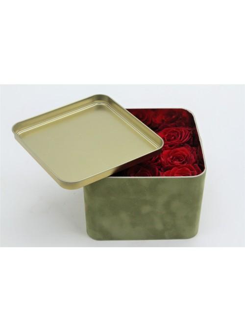 Box rose stabilizzate