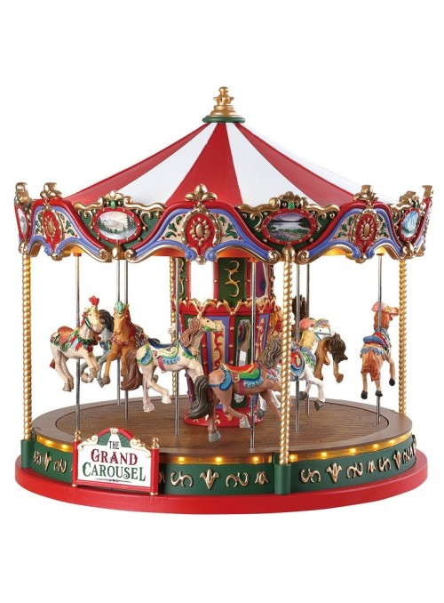 """Lemax ""The Grand Carousel"""