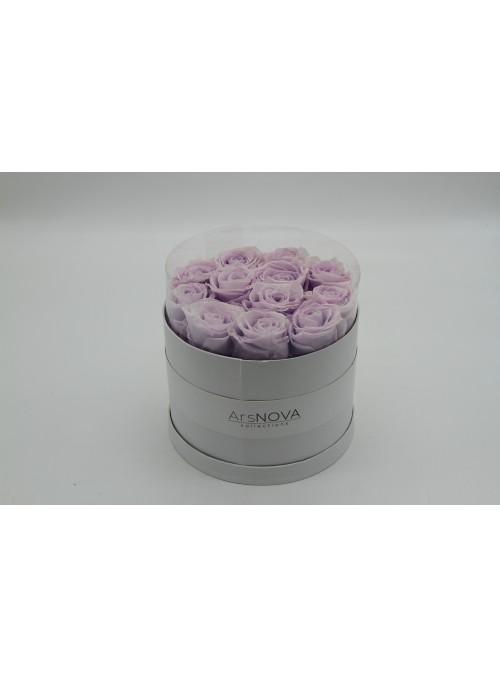 "Flowercube box ""Cherie""Glicine"