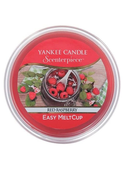 "Yankee Candle ""Red Raspberry"""