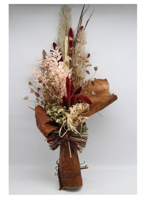 Bouquet brown