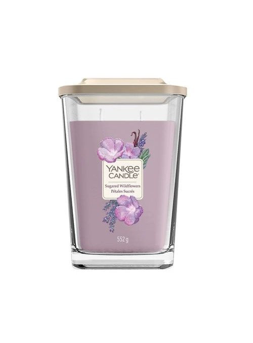 YANKEE  CANDLE Sugared Wildflower