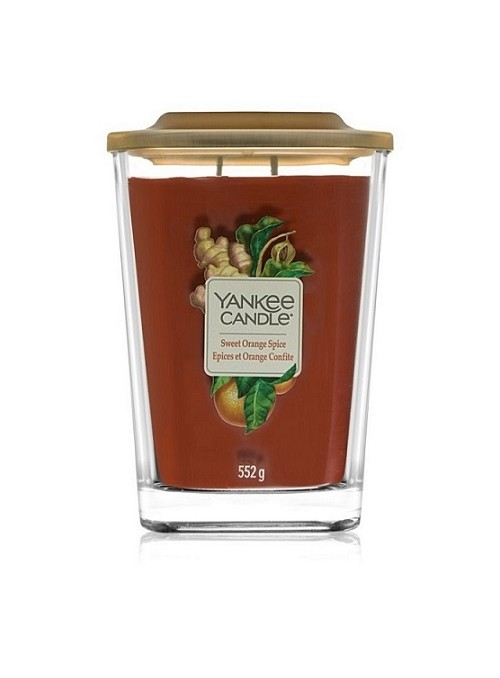 YANKEE  CANDLE Sweet Orange Spice