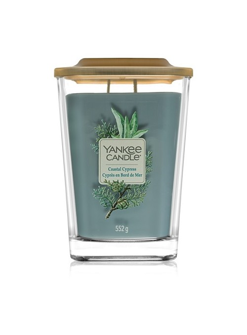 YANKEE  CANDLE Sweer Coastal Cypress