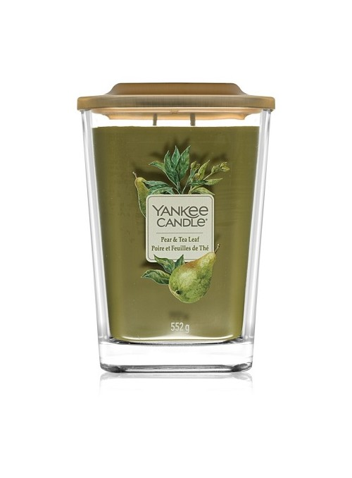 YANKEE  CANDLE Pear & Tea Leaf