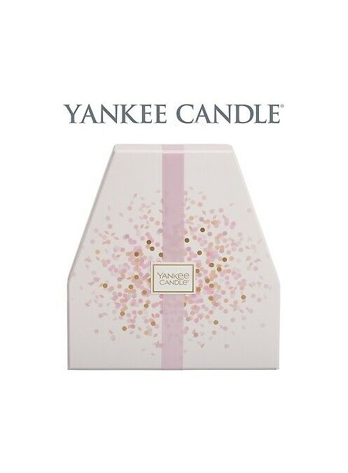 YANKEE CANDLE SET CLEAN COTTON