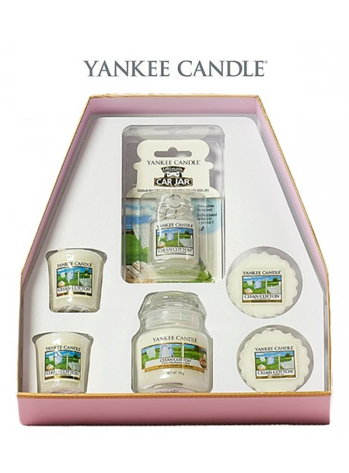 YANKEE CANDLE SET EVERY FRAGRANCE