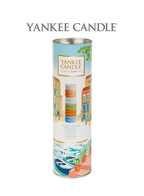 YANKEE CANDLE SET RIVIERA