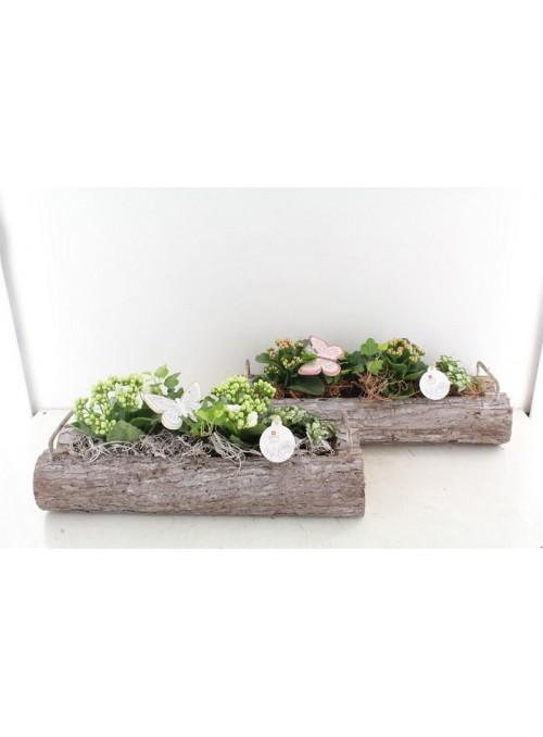 Garden Wooden Centerpice