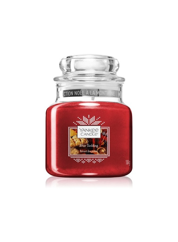 YANKEE  CANDLE After Sledding