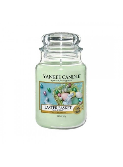 YANKEE  CANDLE Easter Basket